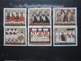 VEND BEAUX TIMBRES DE YOUGOSLAVIE N° 879 - 884 , XX !!! - 1945-1992 République Fédérative Populaire De Yougoslavie