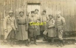 Guerre 14-18, Carte Photo De Poilus Dont 26ème, 48ème... Et Infirmier - Guerre 1914-18
