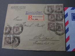 DR 1923 MeF  Kichentellinsfurth - Deutschland