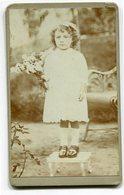 Photo Ancienne - Bruxelles - Enfant -  (A3) - Photographs