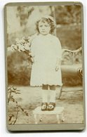 Photo Ancienne - Bruxelles - Enfant -  (A3) - Anciennes (Av. 1900)