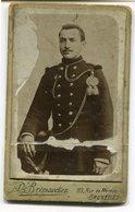Photo Ancienne - Bruxelles - Homme - Photographie J. De Brémaecker -  (A5) - Anciennes (Av. 1900)