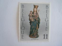 België Belgique 1993 Noël Kerstmis Onze-Lieve-Vrouw Kapellekerk Brussel Vièrge à L'enfant Yv 2530 MNH ** - Belgium