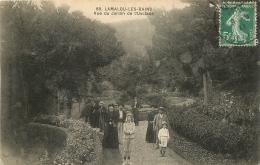 LAMALOU LES BAINS VUE DU JARDIN DE L'USCLADE - Lamalou Les Bains