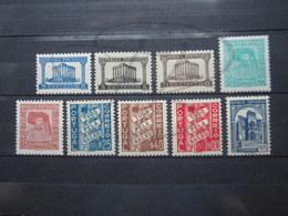 VEND BEAUX TIMBRES DU PORTUGAL N° 576 - 584 , X !!! - 1910-... République