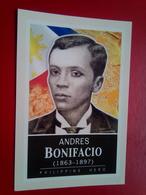 Andres Bonifacio - Philippinen