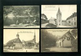 Beau Lot De 20 Cartes Postales De France  Doubs      Mooi Lot Van 20 Postkaarten Van Frankrijk ( 25 ) - 20 Scans - Cartes Postales