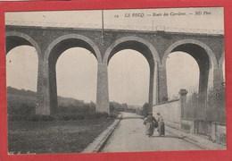 CPA: 78 - Le Pecq - Route Des Carrières - Le Pecq
