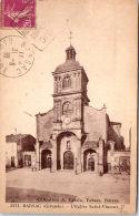33 BARSAC - L'église Saint Vincent - France