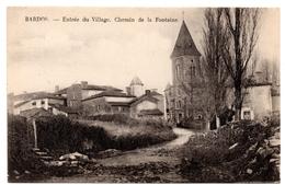 Bardos Chemin De La Fontaine - France