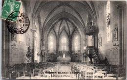 33 CARBON BLANC - Intérieur De L'église - France