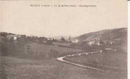 Loire : REGNY : Le Quartier Neuf  -  Champamont - Andere Gemeenten