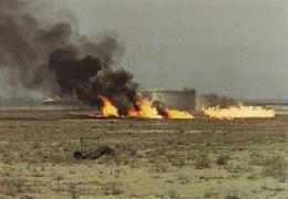 Kuwait - Crude Oil Degazing Station - Kuwait