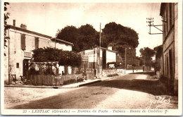 33 LESTIAC - Bureau De Poste, Tabacs, Route De Cadillac - France