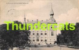 CPA CHATEAU DE RUDDERVOORDE - Oostkamp