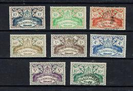 GUADELUPE...MIXED CONDITION - Used Stamps