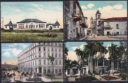 SUPERB OFFER - 11 OLD CARDS HABANA - HAVANE --- L@@K At 3 Scans ! - Cuba