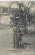 26- Afrique Occidentale DAHOMEY -COTONOU -Jeune Femme Dahoméenne -ed. Coll. Générale Dantan - Dahomey