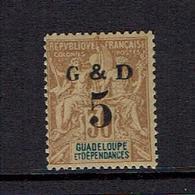 GUADELUPE... - Guadeloupe (1884-1947)