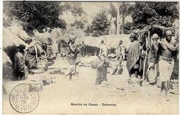 Marché De DASSO - Dahomey - Sans éditeur - Dahomey