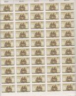 Germany 1983 Concord - German Immigration To The USA 1v Shtlt Of 50 (shtlt Is 1x Folded)  ** Mnh  (F7176) - Maximumkaarten