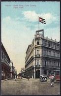 OLD CPA HABANA - HAVANE ** HOTEL PLAZA - CALLE ZULUETA** - Cuba