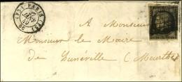 Grille / N° 3 Càd (FS) PARIS (FS) 60 27 JANV. 49. - TB. - 1849-1850 Ceres