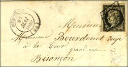 Grille / N° 3 Càd T 14 MORTEAU (24). 1849. - TB / SUP. - 1849-1850 Ceres