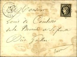 Grille / N° 3 Càd T 14 ST AMANS-LA-BASTIDE (77). 1850. - TB. - R. - 1849-1850 Ceres