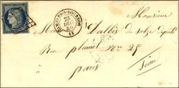 Grille / N° 4 Càd T 15 CAMARES-S-DOURDON 11. 1850. - SUP. - 1849-1850 Ceres