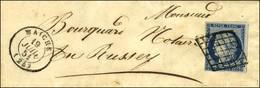 Grille / N° 4 Càd T 15 MAICHE (24). 1851. - TB / SUP. - 1849-1850 Ceres