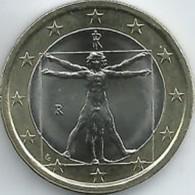 Italie 2018     1 Euro   UNC Uit De BU  UNC Du Coffret  !! - Italie