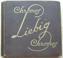 Album Complet Chromos Liebig 48 Séries De 6 Chromos Voir Scans Des 3ères Pages (Voir Description) - Liebig