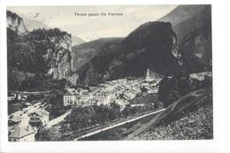 19947 -  Thusis Gegen Die Viamala 1917 - GR Grisons