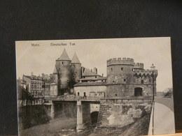 77/342 CP DE METZ   1916 POUR BERLIN - Oorlog 1914-18