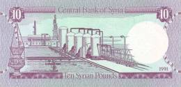 SY P. 101e 10 P 1991 UNC - Syrië
