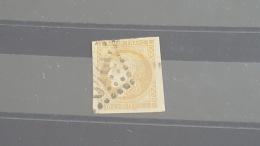 LOT 401644 TIMBRE DE FRANCE OBLITERE N°43 - 1870 Bordeaux Printing