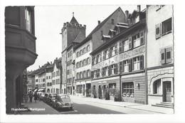 19950 - Rheinfelden Marktgasse - AG Argovie