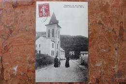 THORENC (06) - L'EGLISE - STATION ESTIVALE - France