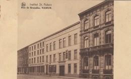 NAMUR / INSTITUT SAINT AUBAIN / RUE DE BRUXELLES - Namur