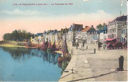 (44) Loire Atlantique - CPA - Le Pouliguen - Le Tournant Du Port - Le Pouliguen