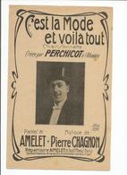 PARTITION  C'est La Mode Et Voila Tout - Noten & Partituren