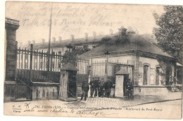 ***  75  *** PARIS  Caserne Lourcine PLIS - Paris (13)