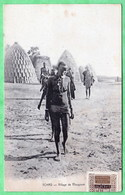 TCHAD - VILLAGE DE MOSGOUM - Chad