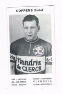 COPPENS Emiel  Wielrenner Coureur Cycliste  Flandria - Cyclisme