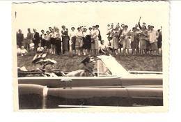 Arlon-Joyeuse Entrée Du Roi Baudouin Le 7 Juin 1953-avec Le Gouverneur O.Lohest-Pr. Luxembourg-Photo Originale-8,8x6,2cm - Lieux