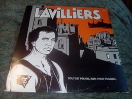 """BERNARD LAVILLIERS """"Tout Est Permis, Rien N'est Possible"""" - Other - French Music"""