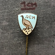 Badge Pin ZN006963 - Hunting Yugoslavia Macedonia LSM Federation Association Union (Lovacki Savez) - Badges