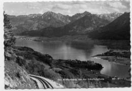 Der  Wolfgangsee Aus Der Schafbergbahn - Österreich