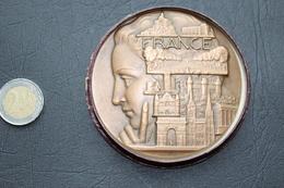 Médaille XIV Tournois Des Finances - France
